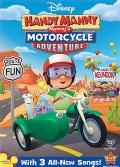 Handy Manny: Manny's Motorcycle Adventure (DVD)