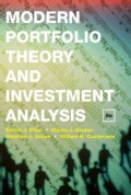 Modern Portfolio Theory and Investment Analysis (Hardcover)