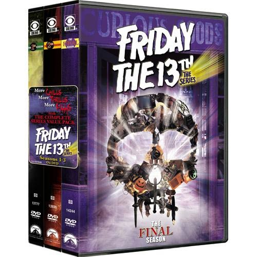 Friday The 13th The Series: Complete Series Pack (DVD)