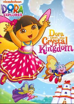 Dora The Explorer: Dora Saves The Crystal Kingdom (DVD)