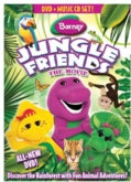 Barney: Jungle Friends (DVD)