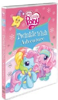 My Little Pony: Twinkle Wish Adventure W/Toy (DVD)