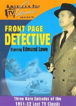 Front Page Detective (DVD)