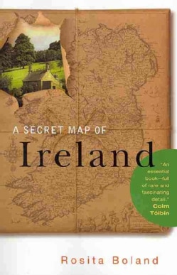 A Secret Map of Ireland (Paperback)