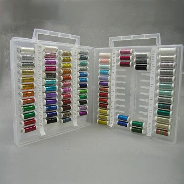 Sulky Dream Assortment of Brilliant Metallic Thread (84 Colors) 5523357