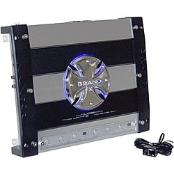 BrandX L105X4 740-watt 4-channel Mosfet Amplifier
