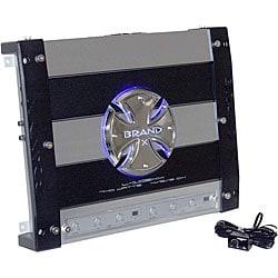 BrandX L105X4 740-watt 4-channel Mosfet Amplifier