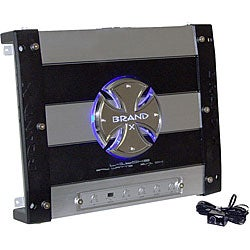 BrandX L160X2 600-watt 2-channel Mosfet Amplifier