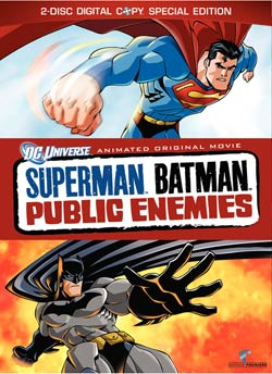 Superman/Batman: Public Enemies (DVD)