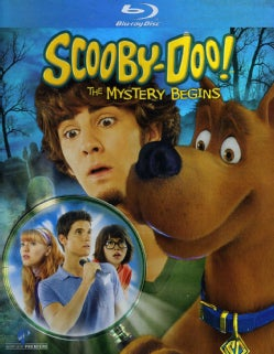 Scooby-Doo! The Mystery Begins (Blu-ray/DVD)