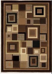 Machine-woven Matrix Rug (7'10 x 10'5)