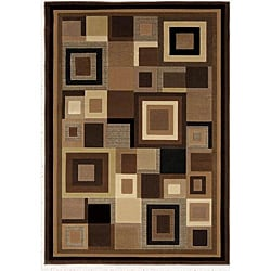 "Home Dynamix Catalina Collection Contemporary (7'10"" X 10'2"") Machine Made Polypropylene Area Rug"
