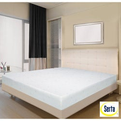 Serta 8-inch Twin Size Memory Foam Mattress