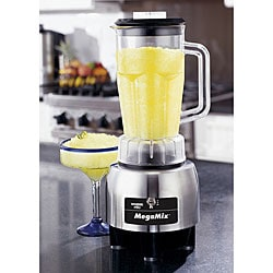 Waring HPB300 MegaMix Commercial Brushed Steel Blender