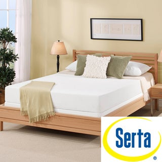 Serta 8-inch Full-size Memory Foam Mattress