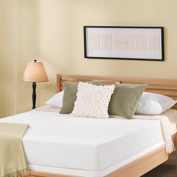 Serta 8-inch California King-size Memory Foam Mattress