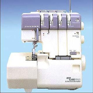 Janome MyLock 634D Overlock Serger Machine