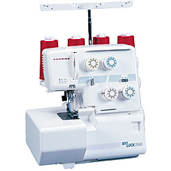 Janome MyLock 204D Serger (NEW)