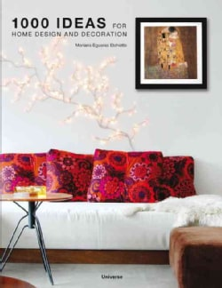1000 Ideas for Home Design and Decoration (Paperback)
