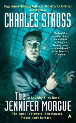 The Jennifer Morgue (Paperback)