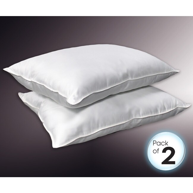 250 Thread Count Soft/ Medium/ Firm Jumbo-size Down Alternative Pillow (Set of 2)