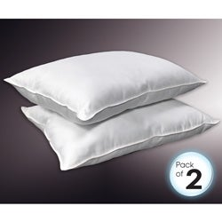 250 Thread Count Soft/ Medium/ Firm Jumbo-size Down Alternative Pillow (Set of 2)