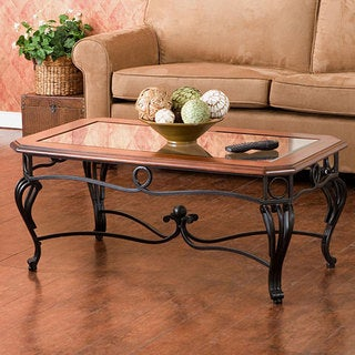 Upton Home Prentice Cocktail Table Overstock Shopping Great Deals On Upton Home Coffee Sofa