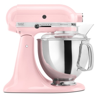 KitchenAid KSM150PSPK Pink 5-quart Artisan Tilt-Head Stand Mixer *with Rebate*