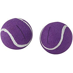 Mabis Purple Walkerballs (Pack of 2)