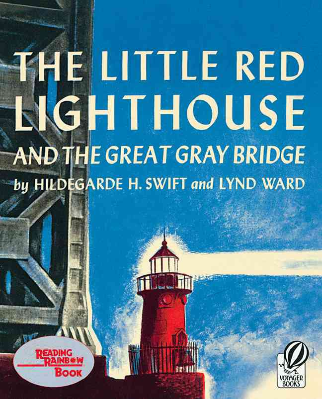 The Little Red Lighthouse and the Great Gray Bridge (Paperback)