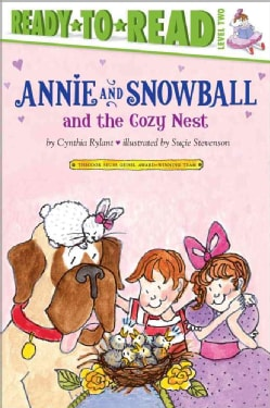 Annie and Snowball and the Cozy Nest (Paperback)