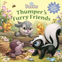 Thumper's Furry Friends (Board book)