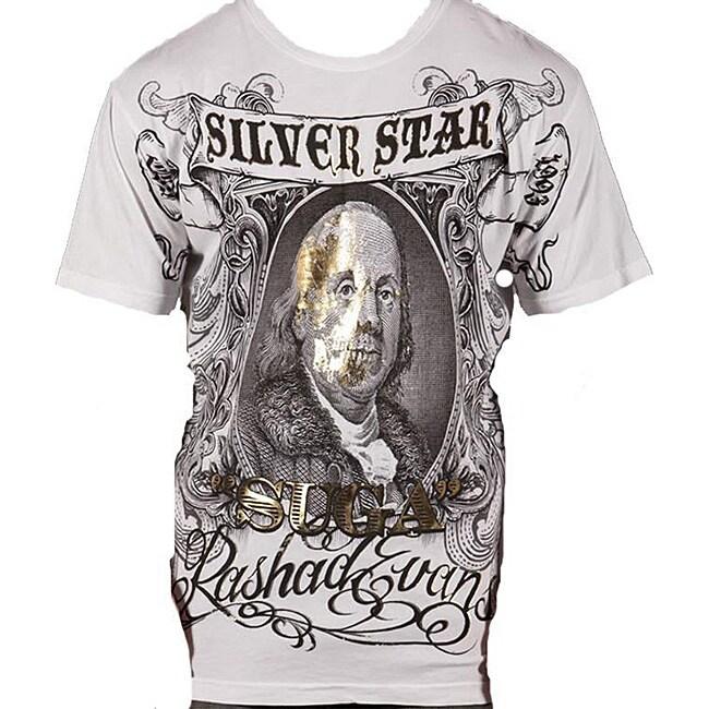Silver Star Men's Rashad Evans T-shirt