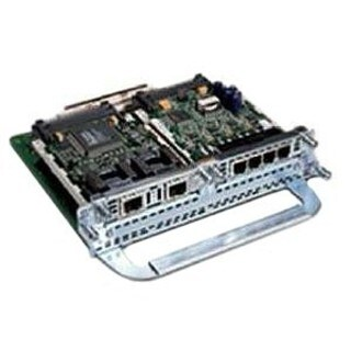 Cisco 4-Port FXS/DID Voice/Fax Interface Card