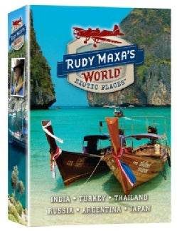 Rudy Maxa's World: Exotic Places (DVD)