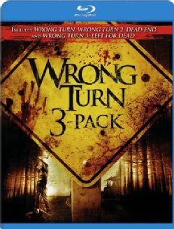 Wrong Turn 3-Pack (Blu-ray Disc)