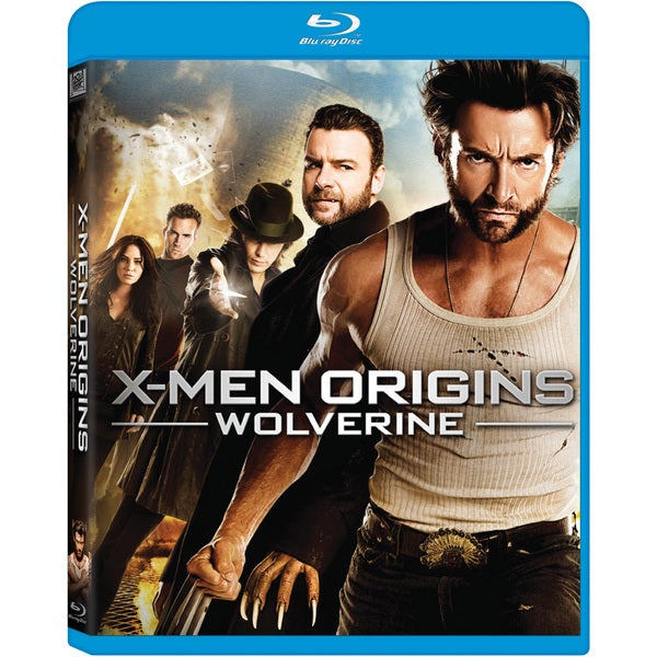 X-Men Origins: Wolverine (Blu-ray Disc) 5566014