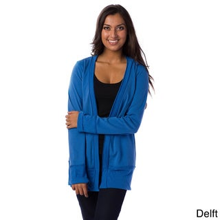 AtoZ Women's Open Cardigan