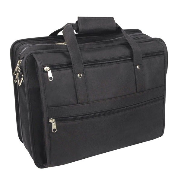 Extra-lightweight Black Laptop Case
