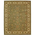 Safavieh Handmade Antiquities Gem Green Wool Rug (12' x 18')