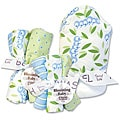 Trend Lab Blooming Baby Caterpillar 10-piece Bath Set