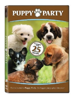 Animal Atlas: Puppy Party (DVD)