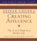 Creating Affluence: The A-To-Z Steps to a Richer Life (CD-Audio)