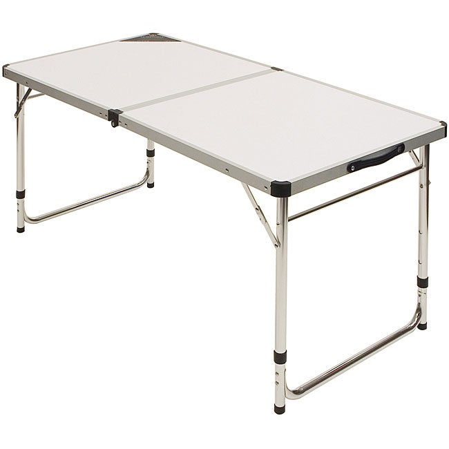 Genius 4 Ledge Lightweight Folding Table