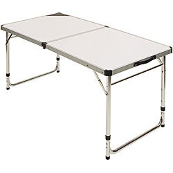 Genius 4 Ledge Lightweight Folding Table