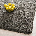 review detail Safavieh Plush Super Dense Hand-woven Charcoal Premium Shag Rug (8'6 x 11'6)