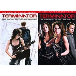 Terminator: The Sarah Connor Chronicles Complete First and Second Seasons (DVD)