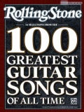Rolling Stone 54 Selections from the 100 Greatest Guitar Songs of All Time: Authentic Guitar Tab (Paperback)