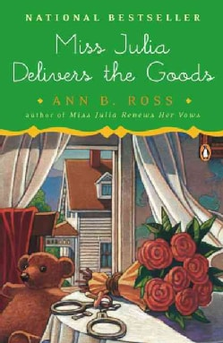 Miss Julia Delivers the Goods (Paperback)