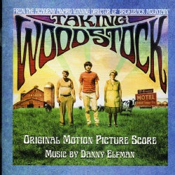 Danny Elfman - Taking Woodstock (OSC)